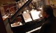 Mike Lang plays piano