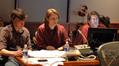 Scoring assistant Andrew Skrabutenas, additional composer Philip White, and music editor Will Kaplan