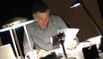 Music copyist Steve Juliani