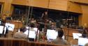Rolfe Kent conducting <i>Charlie St. Cloud</i>