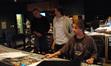 Arranger John Sponsler, composer Heitor Pereira and scoring mixer Slamm Andrews