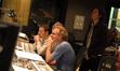 Arrangers Tom Gire and John Sponsler with composer Heitor Pereira