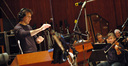 Jeff Atmajian conducts <i>Flipped</i>
