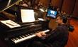 Bryan Pezzone plays piano