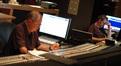 Scoring mixer Shawn Murphy and stage recordist Tim Lauber