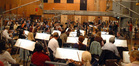 Jamie Christopherson conducts the Hollywood Studio Symphony