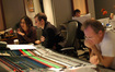 Orchestrators Dana Niu and Andrew Kinney, and scoring engineer Jeff Vaughn