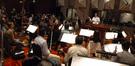 The Hollywood Studio Symphony performs on <i>Marmaduke</i>