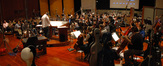 Christopher Lennertz conducts the Hollywood Studio Symphony