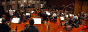 The Hollywood Studio Symphony performs on <i>No Ordinary Family</i>