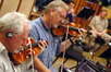 Violinists Jay Rosen and Sid Page