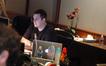Music scoring engineer Jamie Luker