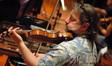 Phillip Levy on violin