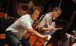 Stuart Clark (Clarinet) and Michael O'Donovan (Bassoon)