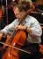 Steve Erdody on cello
