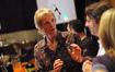 Nick Glennie-Smith talks with Mark Wlodarkiewicz and Monica Zeirhut