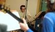 Bernie Dresel on drums and Seth Glennie-Smith on bass guitar