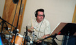 Bernie Desel on drums