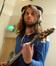 Seth Glennie-Smith on bass guitar