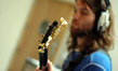 Bass guitarist Seth Glennie-Smith