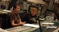 Composer Trevor Rabin, scoring mixer Steve Kempster and stage recordist Adam Michalak