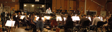 The Hollywood Studio Symphony performs on <i>The Sorcerer's Apprentice</i>