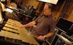 Percussionist Alan Estes