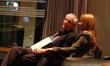 Director Garry Marshall with score coordinator Lola Debney