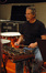 Steve schaeffer on glockenspiel