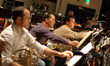 Brian O'Connor, Phil Yao, and Justin Hageman on French Horn