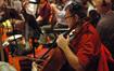 John Walz on cello