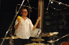 Percussionist Victor Indrizzo