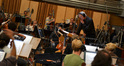 Nick Glennie-Smith conducts <i>Ice Age: A Mammoth Christmas</i>