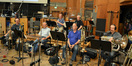 Trumpets: Jon Lewis and Malcolm McNab. Trombones: Alex Iles, Bill Booth and Bill Reichenbach. Tuba: Doug Tornquist