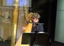 JoAnn Turovsky on harp