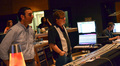 Composer John Paesano and scoring mixer Alan Meyerson