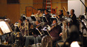 The brass section on <i>Mars Needs Moms</i>