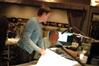 Stage recordist Adam Michalak and scoring mixer Shawn Murphy