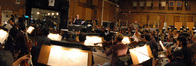 The Hollywood Studio Symphony performs on <i>Mars Needs Moms</i>