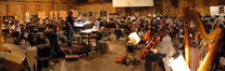 The orchestra on Mars Needs Moms