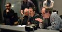 Music supervisor Bob Badami, supervising orchestrator Bruce Fowler, additional composer Tom Gire and composer Hans Zimmer
