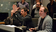 Lead orchestrator Bruce Fowler, additional composer Tom Gire, music supervisor Bob Badami and composer Hans Zimmer
