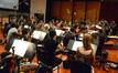 The orchestra on ABC's <i>Revenge</i>