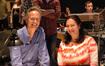 Orchestrators Larry Rench and Penka Kouneva