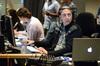 ProTools recordist Vinnie Cirilli