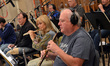 Flutists Dan Higgins and Geri Rotella, and Philip Ayling on English Horn