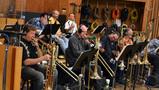 Trumpets: Rick Baptist, Jon Lewis, Paul Salvo / Trombones: Steve Holtman, Alex Iles, Alan Kaplan, Bill Reichenbach / Tuba: John Van Houten