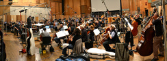 The Hollywood Studio Symphony performs on <i>Super 8</i>