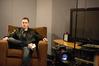 Show creator, Jeff Davis, in the interview chair