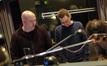 Composer Trevor Morris and TJ Lindgren